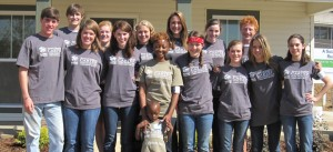 Mountain Brook Habitat House
