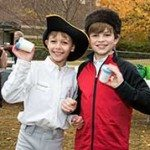 Cherokee Bend School Hosts Annual Colonial Fair