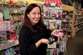 Tricia McCain, owner of Homewood Toy and Hobby. (Journal photo by Maury Wald)