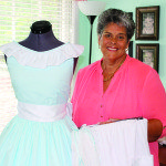 Southern-style Sewing: Seamstress Linda McIntosh Makes Sure Belles Are Well-dressed