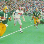 Green and Golden: Spartans Climb to Top in 1975
