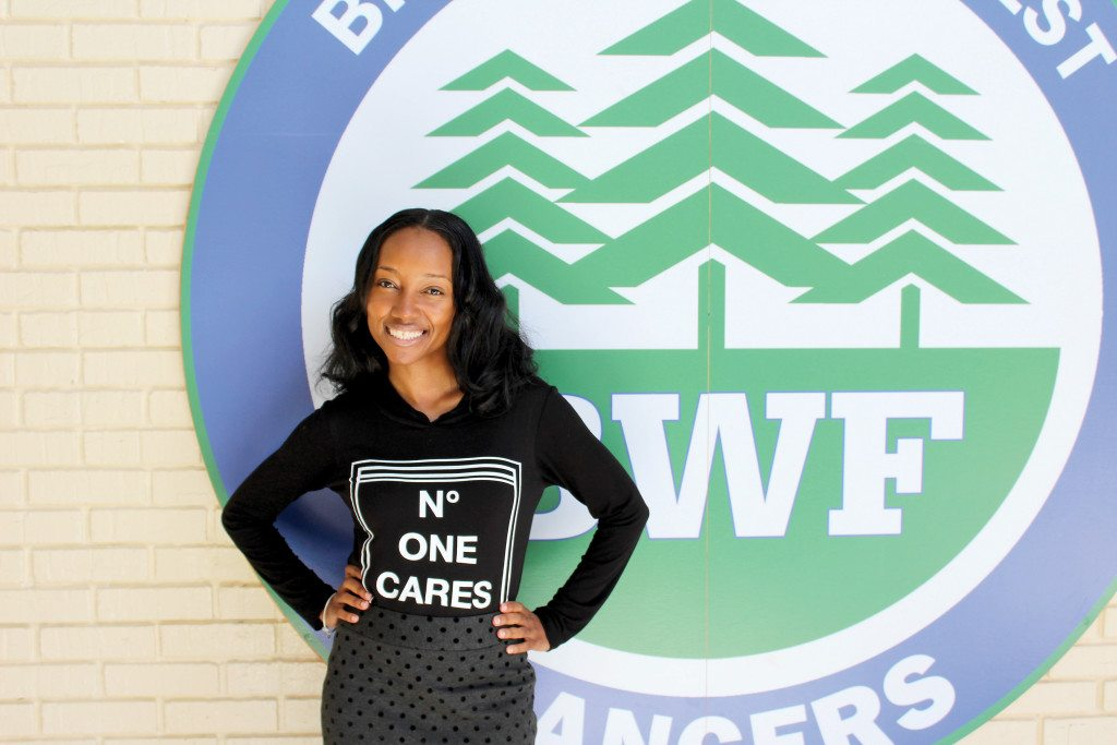 Brookwood Forest Elementary's Assistant Principal Christy Christian will walk the runway at the Mountain Brook Schools Foundation's annual Fashions for the Foundation luncheon Nov. 9 at the Grand Bohemian Hotel Mountain Brook. Journal photo by Emily Williams