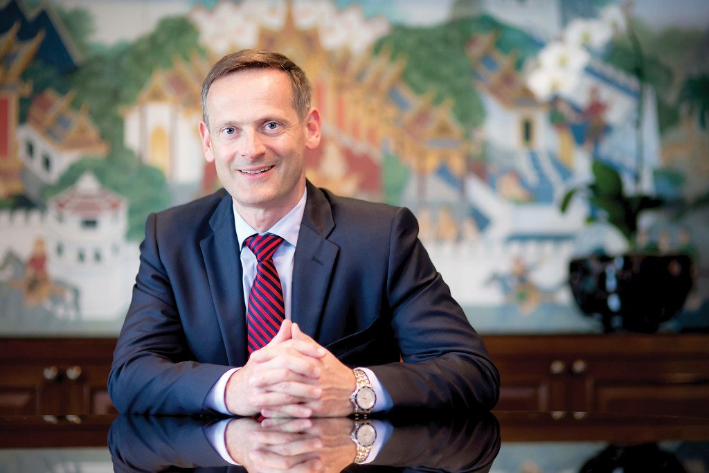 Thomas Hoffman, general manager, Grand Bohemian Hotel. Photo special to the Journal