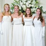 Elegant in Black & White: Sixteen Debutantes Presented at Annual Event