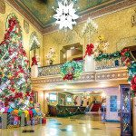 Theatre Ready for Its Close-up: The Alabama Outfitted for the Holidays by NYC Designer
