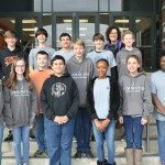 Simmons Middle Students Chosen to Participate in Band Clinic