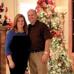 Vestavia Family Spins Tradition, Celebrates with 12 Trees of Christmas