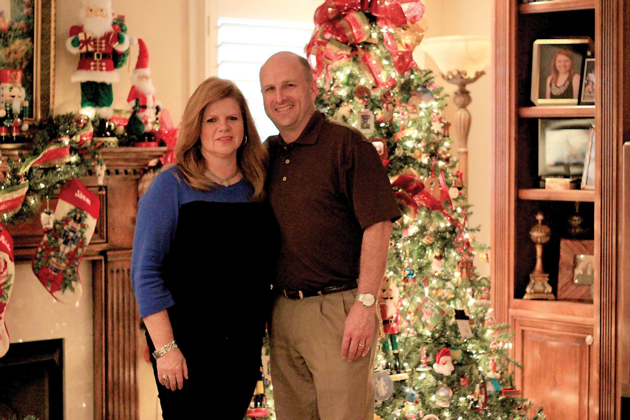 vestavia family spins tradition celebrates with 12 trees of