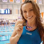 Sign Language: Random Road Placard Sent Jags' Cunningham to Swimming Stardom