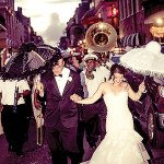 New Orleans Nuptials: Couple Weds With Cajun-Themed Ceremony, Second Line