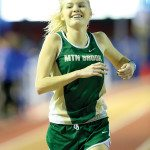 Indoor Rule: Hoover Wins Girls Meet Again, Many in Area Take Titles