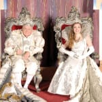 A Whole New World: Krewe Ball Queen Carolyn McCalley, King Thomas Amason Reign Supreme