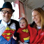 A Family Affair: Marathon Runner Goes the Distance to Honor Superhero Daughter