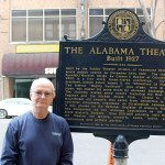 The Lady in Red: Homewood Man's Love Affair Helps Save the Alabama Theatre
