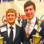 Wilson, Bolden Named Top 2016 Bryant-Jordan Winners