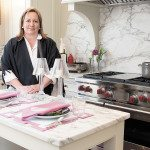 Pretty in Pink: Cyndy Cantley's ShowHouse Kitchen Has Tasteful Surprises