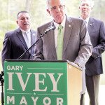 Hoover Incumbent Mayor Gary Ivey Announces Candidacy