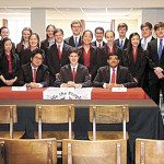 We the People: VHHS's Mock Congressional Debate Team Prepares for Nationals