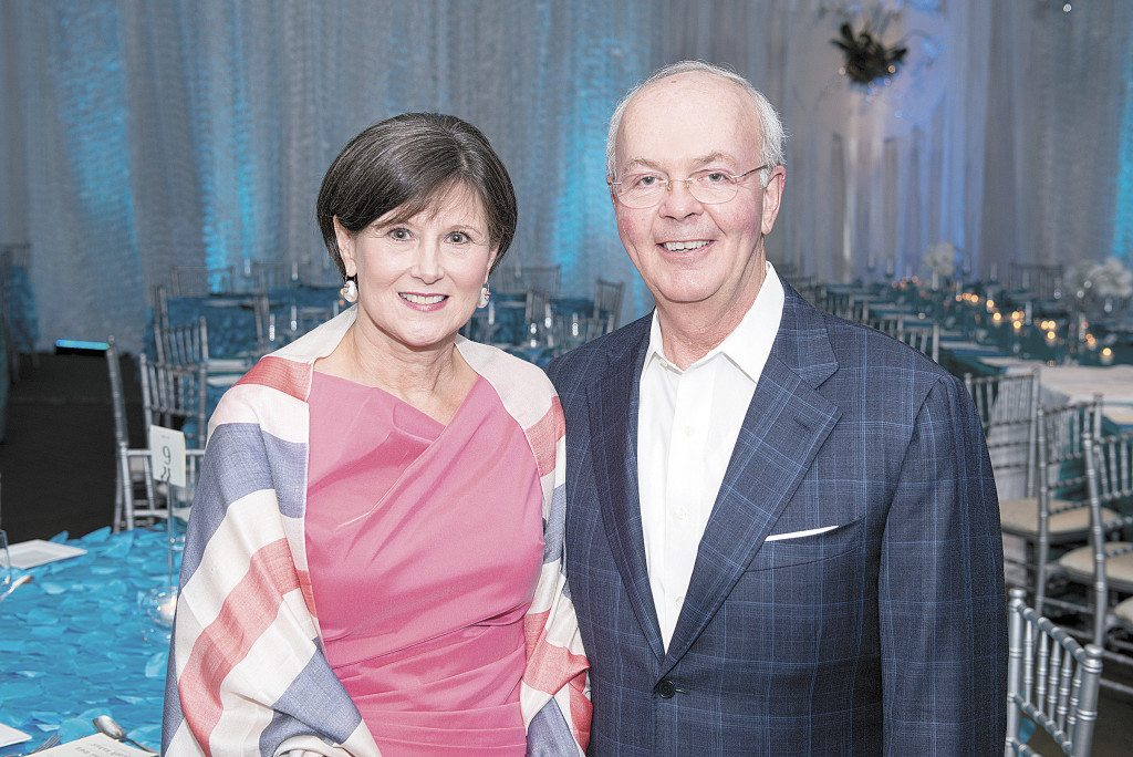 Sheri and Charlie Perry are hosting this year's Maestro's Ball on Sept. 9. Photo special to the Journal.
