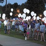 Light a Balloon for a Loved One: Grief Support Agency Hosts Memory Lights Walk