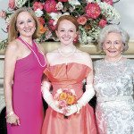 Blooming Debs: Ballet Guild Hosts Annual Ball of Roses Debut