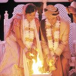 Indian Wedding With a Southern Twist: Mountain Brook Jewelry Designer Weds in Five-Day Ceremony