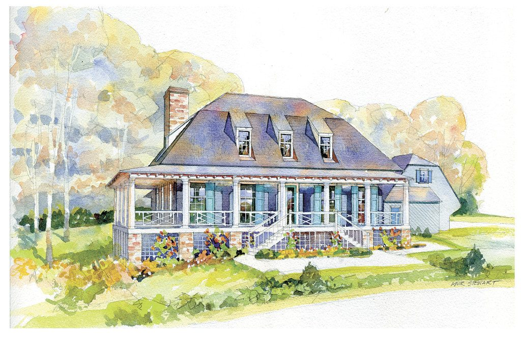Southern Living's 2016 Idea House, located in the community of Mt Laurel, will open June 25.