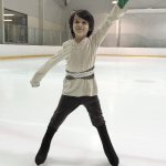 Ice Age: OTM Fifth-Grader Prepares to Shine at Magic City Figure Skating Competition
