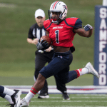 Brand Name: Chestin Jones Expected to Lead Patriot Offense in 2016
