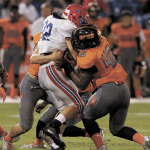 Buc Sweet: Hoover Dominates Rival Rebels