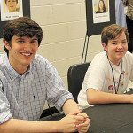 Never Too Young: Two MBHS Students Take the Main Stage at Inaugural TED-Ed Event