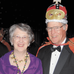 Retiring From the Royal Court: Beaux Arts Krewe Corresponding Secretary Retires After 33 Years