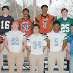 Hoover's Taylor Leads All-OTM Football Team; Lions' Yancey Named Top Coach