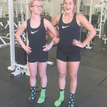 Young Guns: Sophomore Pair Hopes To Help Lady Spartans To Track Title