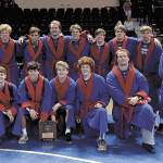 Dualing Factions: Rebels Defeat Eagles to Win First Duals Crown