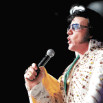 Baby It's the Next Big Thing: Award-Winning Elvis Tribute Artist Comes Home to Help Raise Money for Creative Montessori