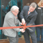 Smiles All Around: Smile-A-Mile Cuts Ribbon on First Free-Standing Facility