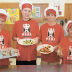 Get Snacking: Pizitz Students Participate in New Heal Inc. Snack Challenge