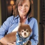 Mediterranean Medium: Mountain Brook's Donna Jernigan Calls on Her Pup to Add to Her Art Collection