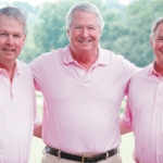 Three Brothers Don Pink to Support Their Sister