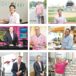 Positively Pink: Cancer Society Challenges Men to Show Their Softer Side for Breast Cancer Awareness