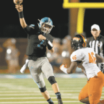 7 Up: Spain Park's Braxton Barker Follows in His Father's Footsteps