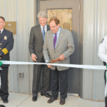 A Place In History: New Mountain Brook Police and Fire Training Facility Named for Former Mayor Terry Oden