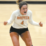 Sliding Into Place: Savannah Gibbs Fit Right In at State-Bound Hoover Volleyball Team