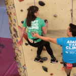 Catalyst for Adventure: New Classes Teach Rock Climbing for People With Physical or Sensory Impairments