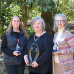 Botanical Gardens Recognizes Top Volunteers of the Year