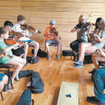 Cultural Camping: Folk School Program Preserves the Past for Future Generations
