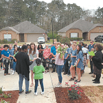 Raising the Roof: Vestavia Students and VHUMC Members Team up to Build Their 13th Habitat for Humanity Home