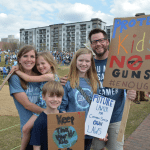 Students Protest for Safer Schools During Railroad Park March