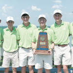 It's Two in a Row as Mountain Brook Golfers Capture State Title